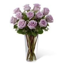 Rose: Lavender Rose Bouquet