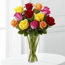 Rose: Bright Spark Rose Bouquet