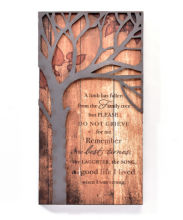 Plaque: GC700758 Family Tree Wall Plaque