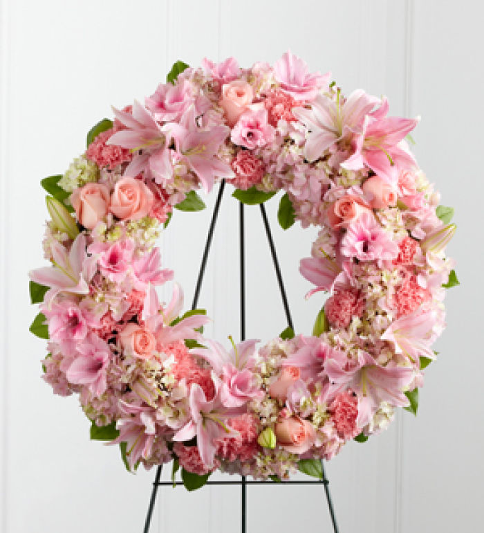 Wreath: Loving Remembrance Wreath