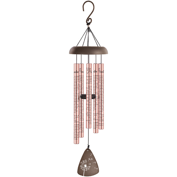 WIND CHIME: MD60679 23rd Psalm